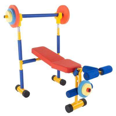 Toy Bench and Leg Press