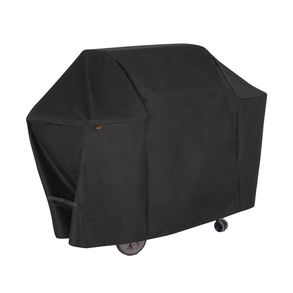 """Universal Premium Grill Cover 65/"""" Outdoor Backyard Heavy Duty Weather Protection"""