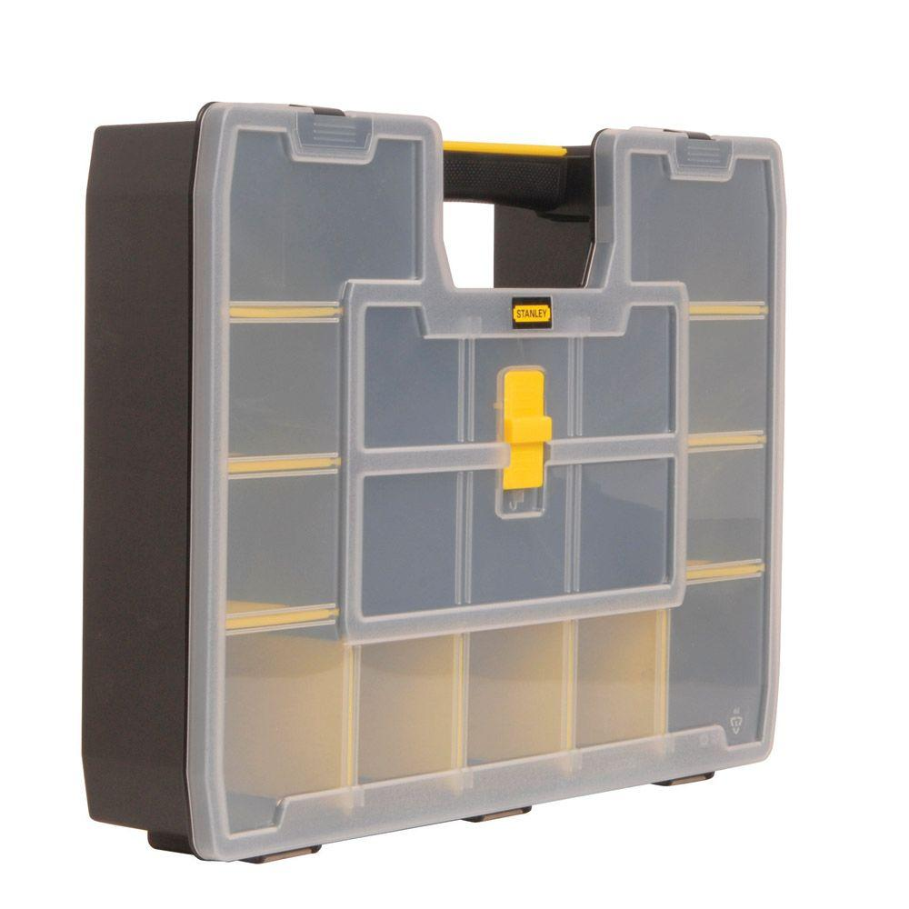 Stanley 17-Compartment Small Parts Organizer
