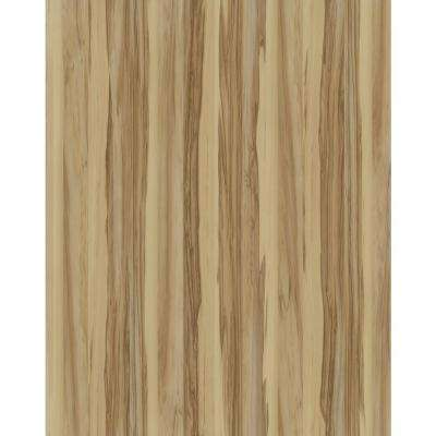 Natural Hickory 4 in. x 36 in. Peel and Stick Wall and Floor Luxury Vinyl Planks (20 sq. ft. per case)