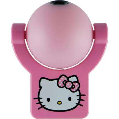 0.5W Projectables LED Plug-In Night Light - Hello Kitty