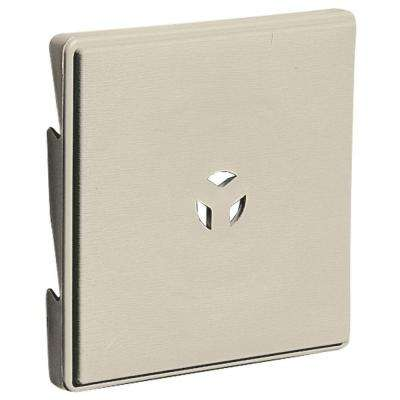 6.625 in. x 6.625 in. # 089 Champagne Triple 3 Surface Universal Mounting Block