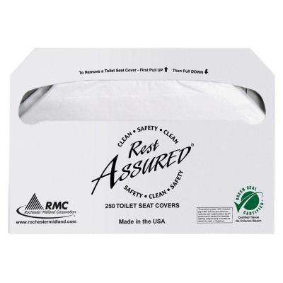 RMC Toilet Seat Covers (5000-Carton) by Toilet Seat Covers
