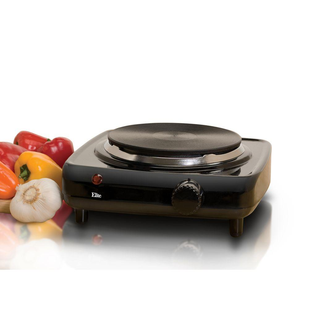 Cuisine Flat Burner Hot Plate
