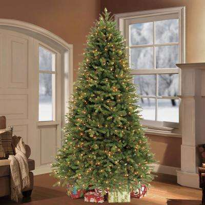 7.5 ft. Pre-Lit Frasier Fir Premium Artificial Christmas Tree with 800 Clear Lights