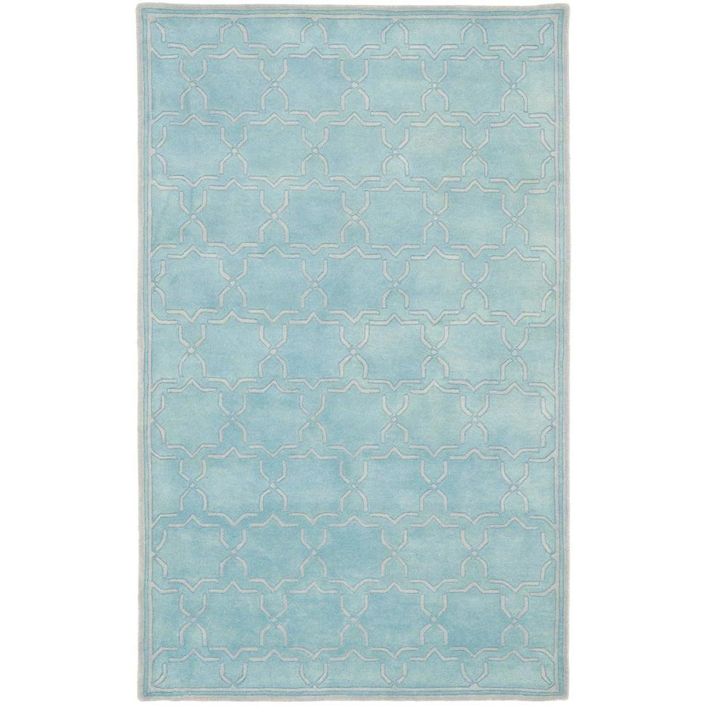 Chatham Grey 4 ft. x 6 ft. Area Rug