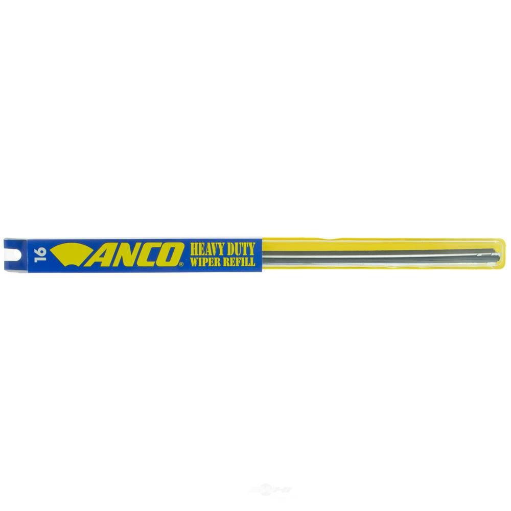 Anco Windshield Wiper Blade Refill 53 16 The Home Depot