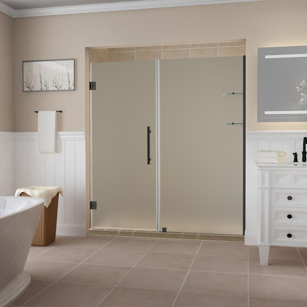 Aston Belmore Gs 63 25 In To 64 X 72 Frameless Hinged