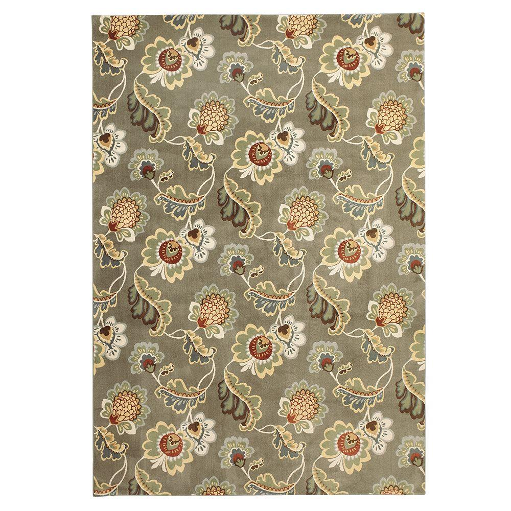 home decorators collection calypso cocoa praline 2 ft x 3