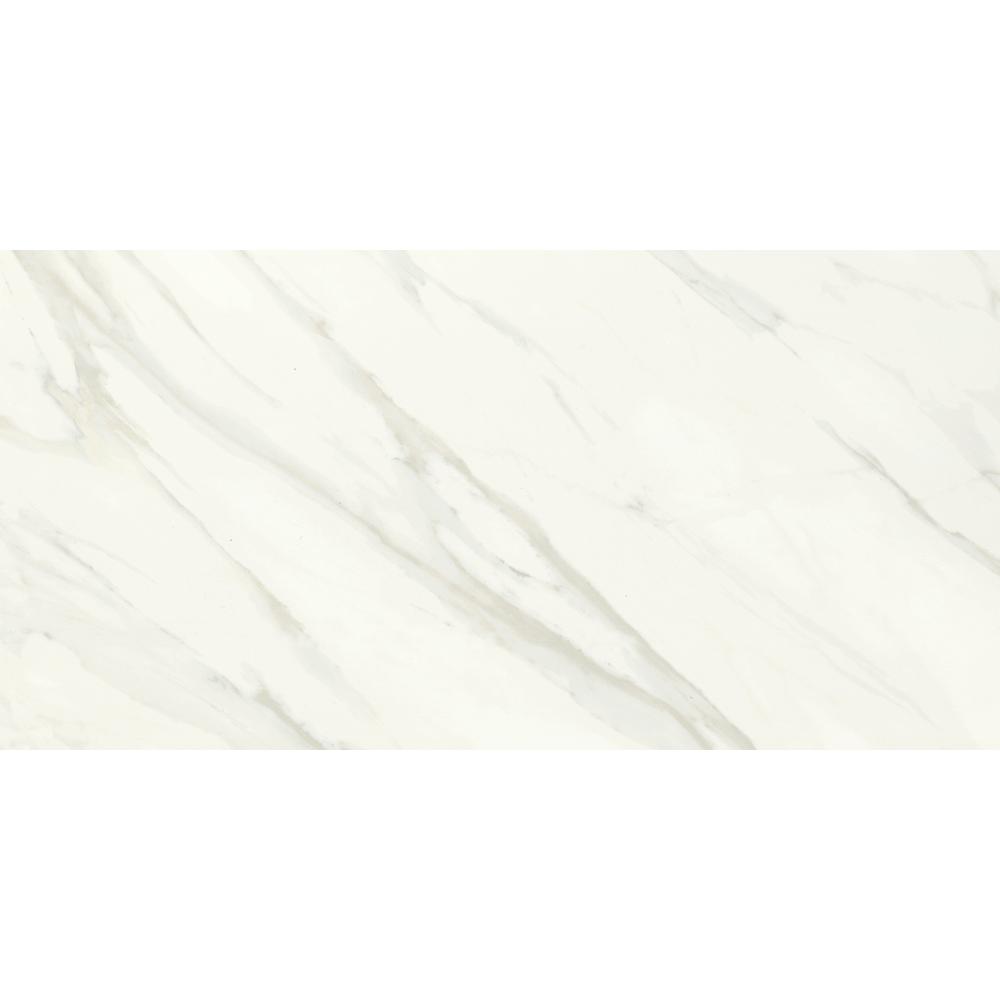 Daltile Florentine Carrara 10 In X 14 In Glazed Ceramic