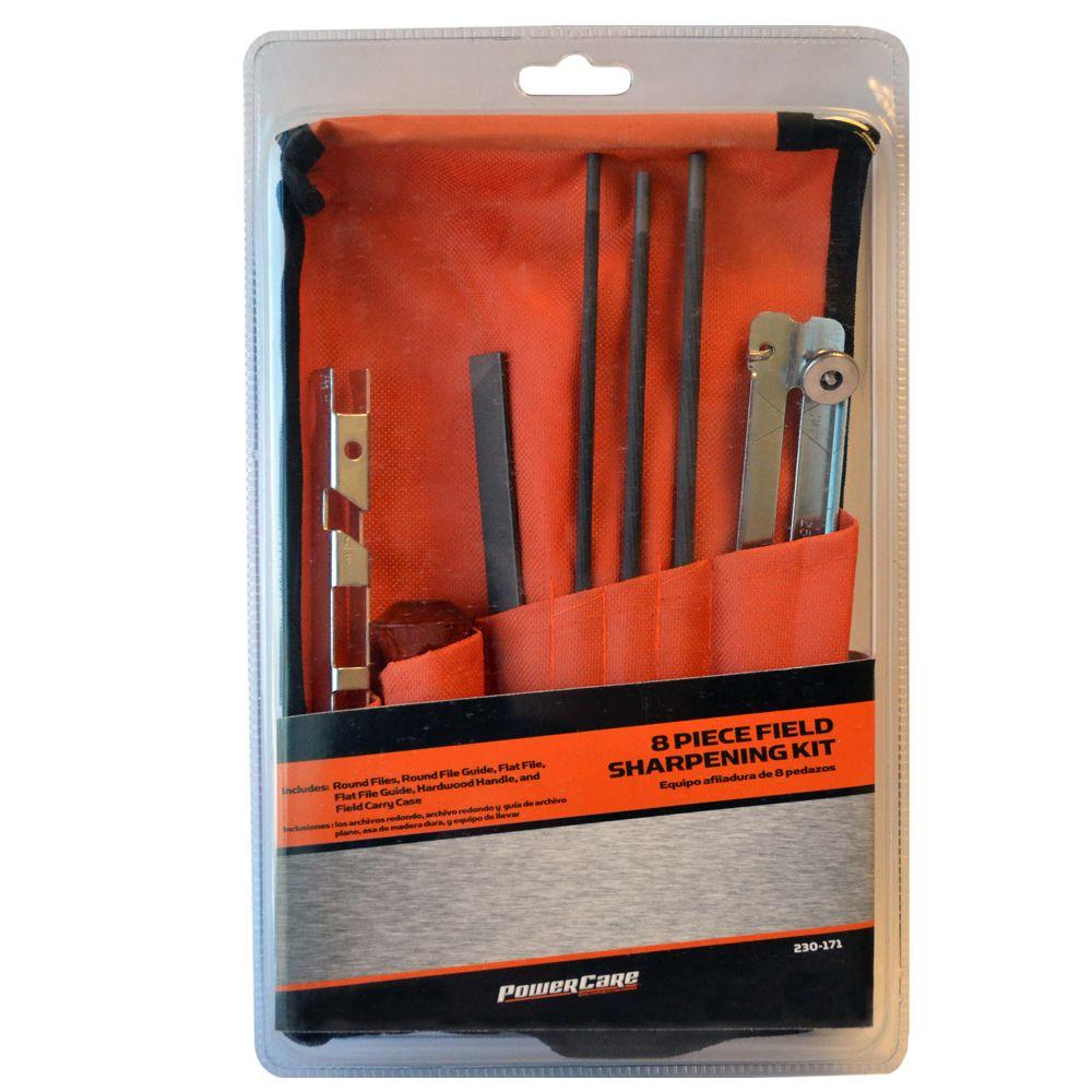 FK001PC2 Chainsaw Sharpening Field Kit