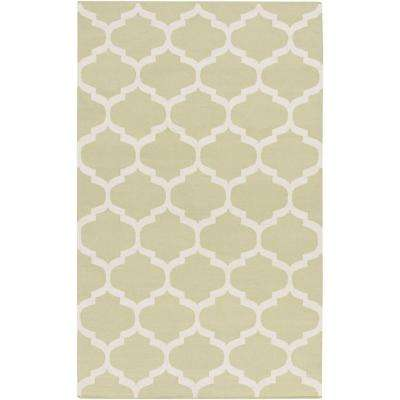 Vogue Everly Moss 5 ft. x 8 ft. Indoor Area Rug