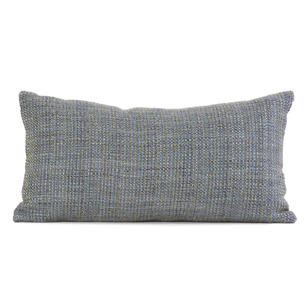 Coco Blue Sapphire Kidney Decorative Pillow