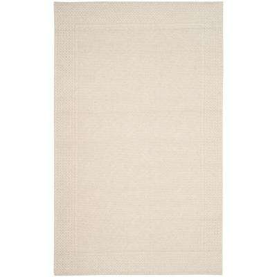 Vermont Ivory 5 ft. x 8 ft. Area Rug