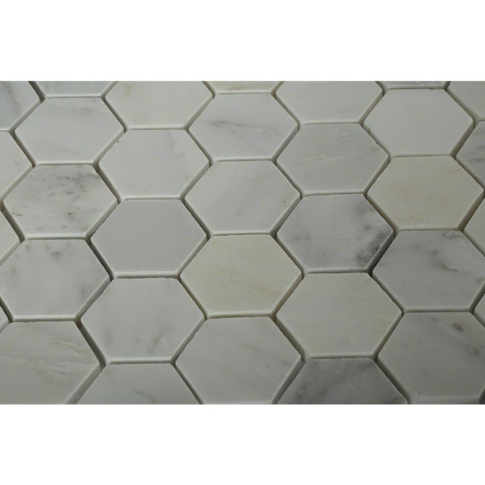 Ivy Hill Tile Stowe Gray Honeycomb 12