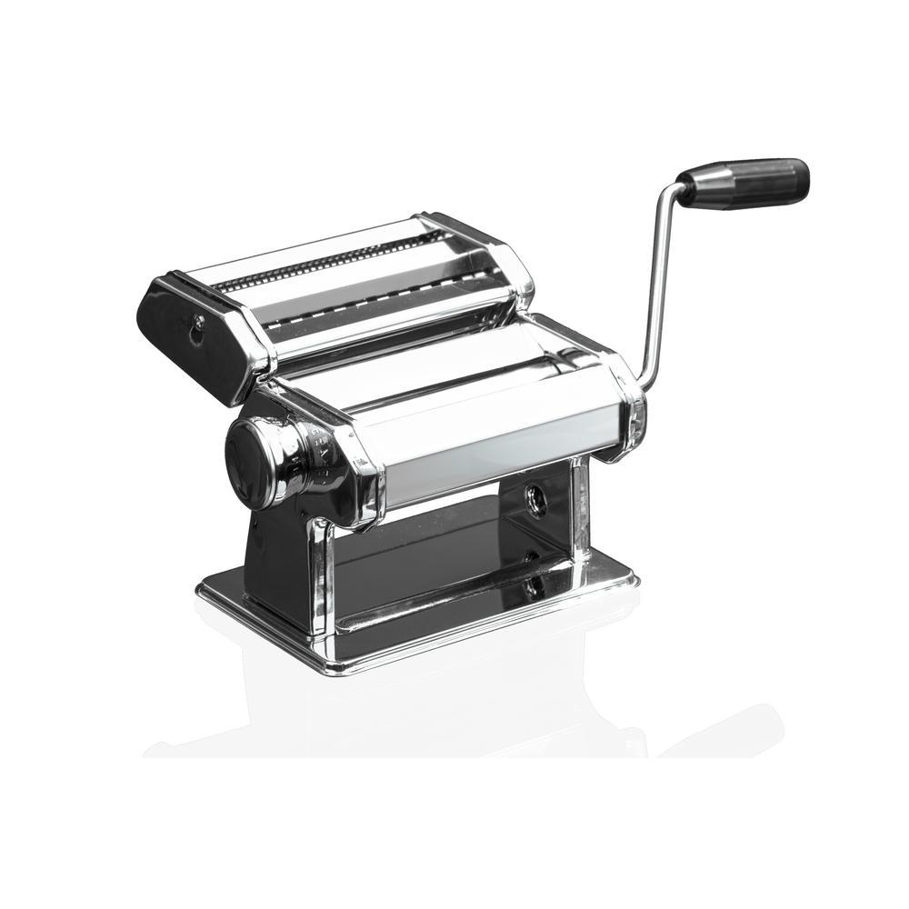 Stainless Steel Hand Operated Pasta Machine