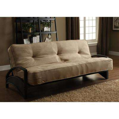 inch dp thick futon set amazon mattress full size with stanford available frame bed com included