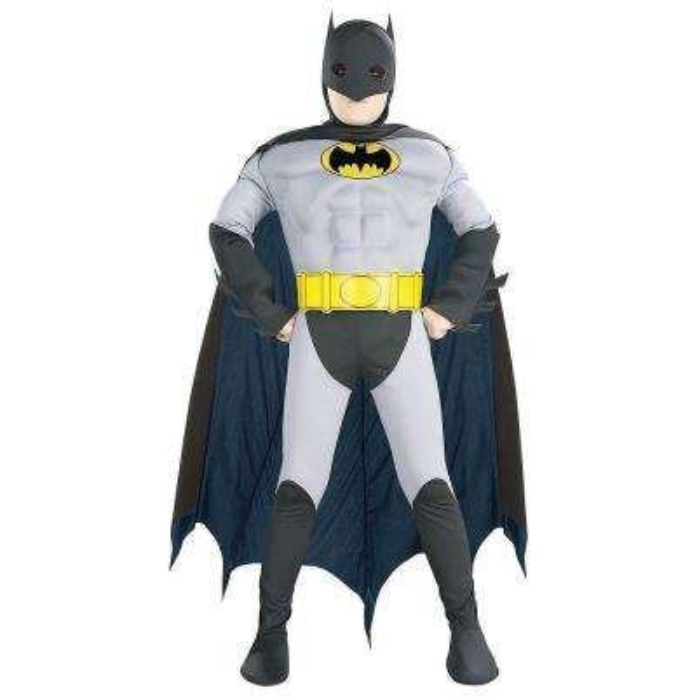 Muscle Chest Batman Child Costume