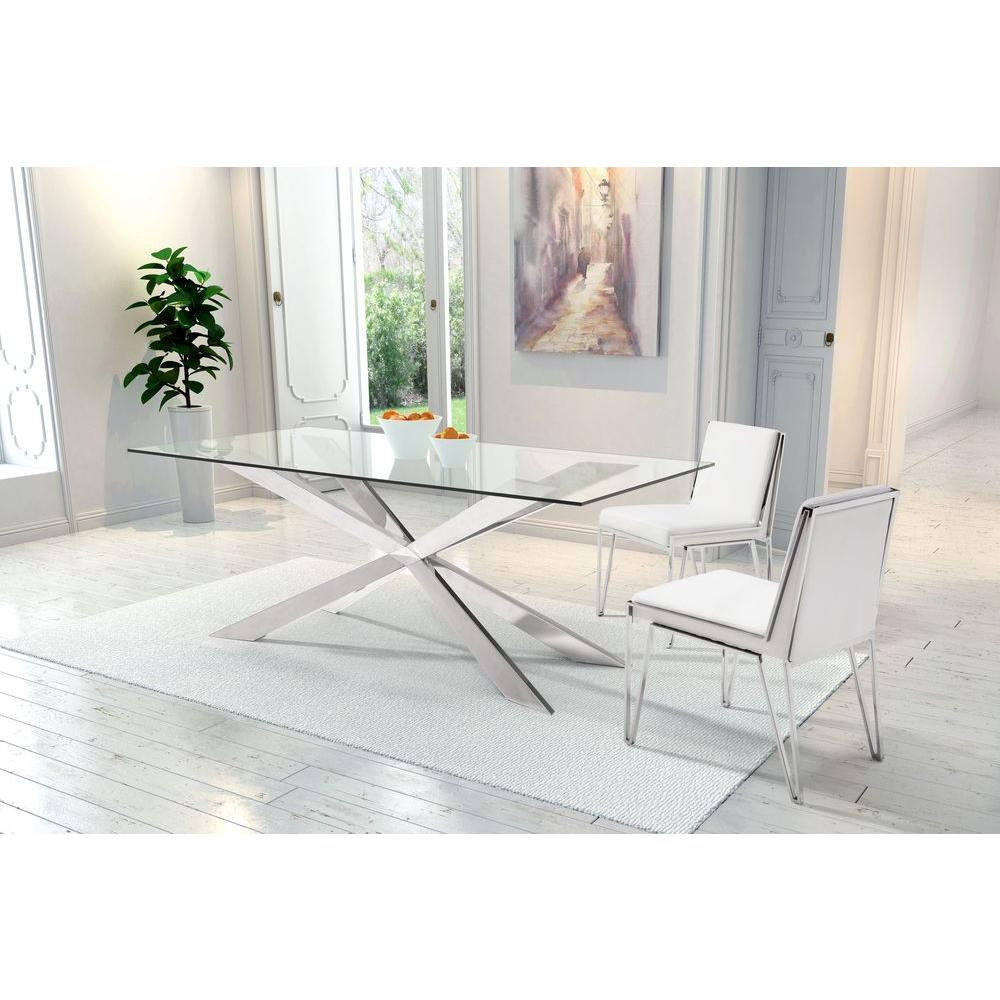 Zuo Gray Chair