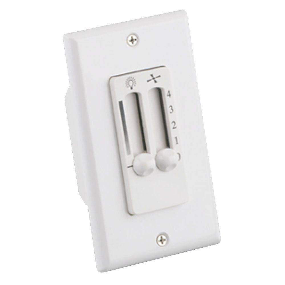 Westinghouse Ceiling Fan And Light Wall Control