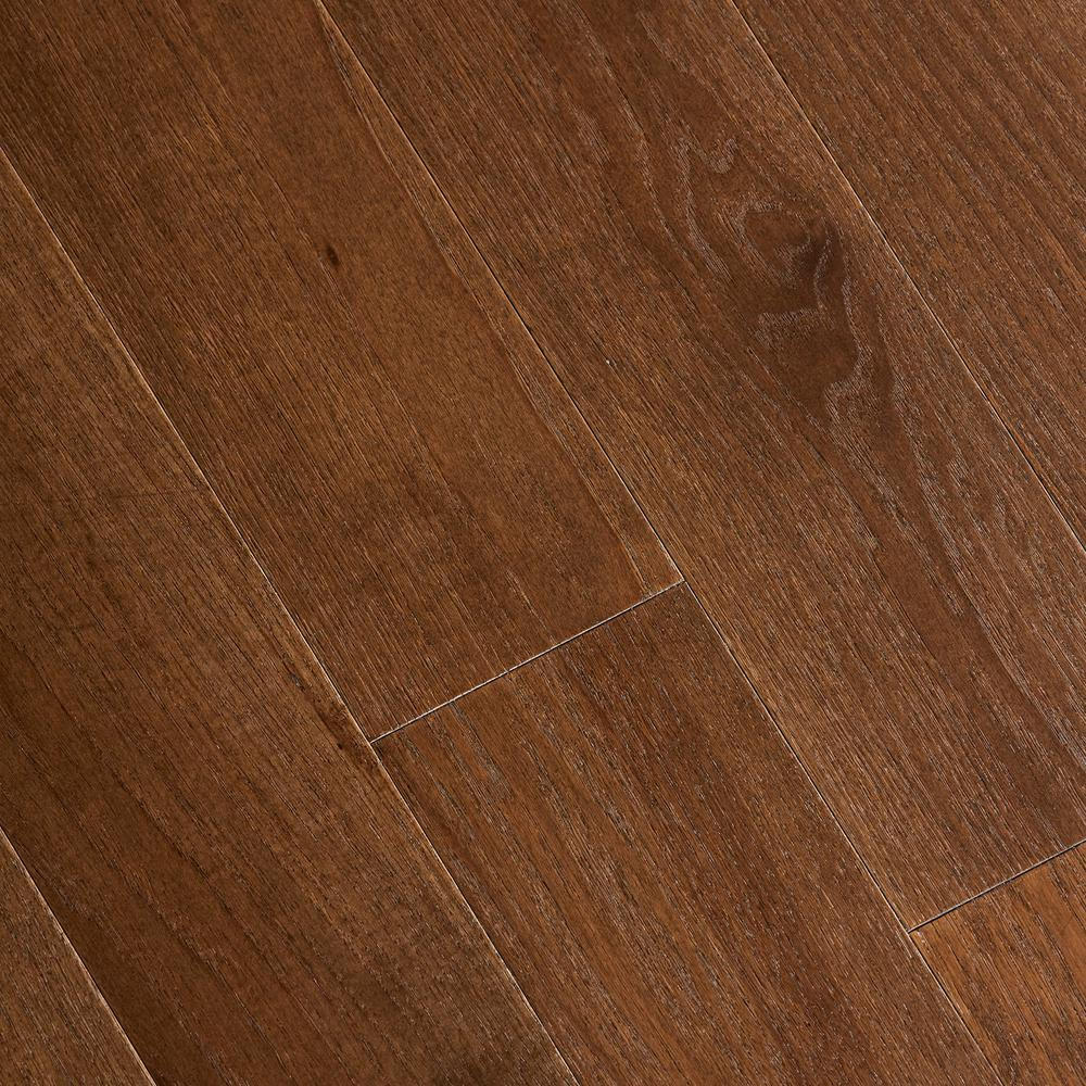 Wire Brushed Forest Trail Hickory 3/8 in. T x 5 in.