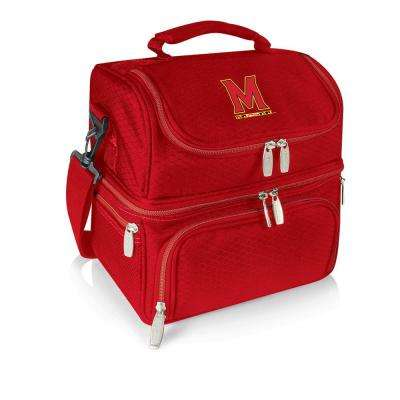 Pranzo Red Maryland Terrapins Lunch Bag
