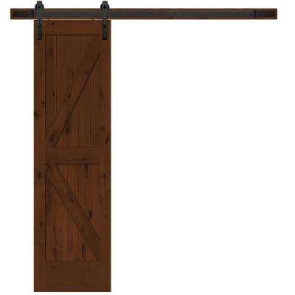 Barn Doors - Interior & Closet Doors - The Home Depot