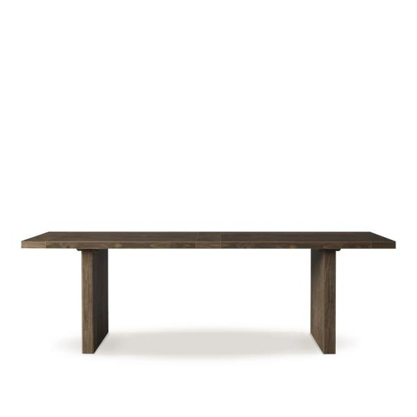 Clairmount 72 in. Salvaged Espresso Dining Table
