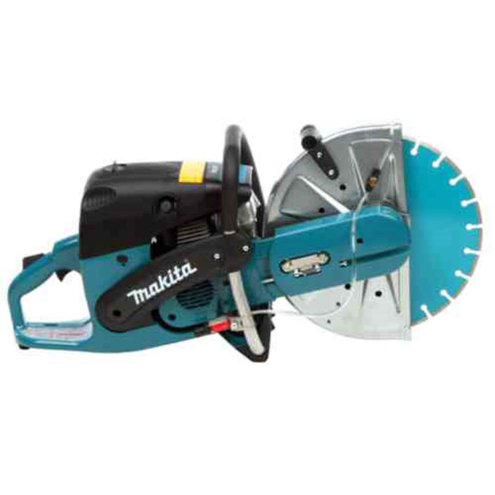 Makita 73cc 14 in. Gas Saw with 14 in. Diamond Blade