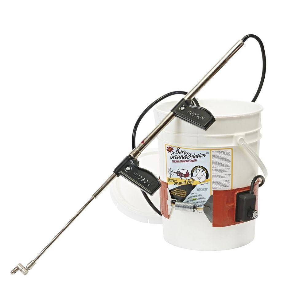 5 Gal. Heated Calcium Chloride Ice Dam Kit