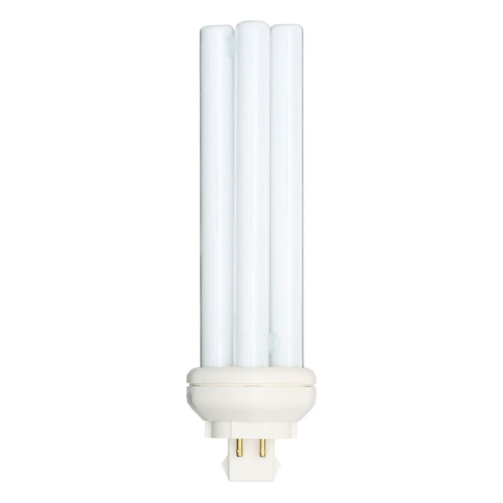 33-Watt Neutral (3500K) CFLni 4-Pin GX24q-4 CFL Light Bulb