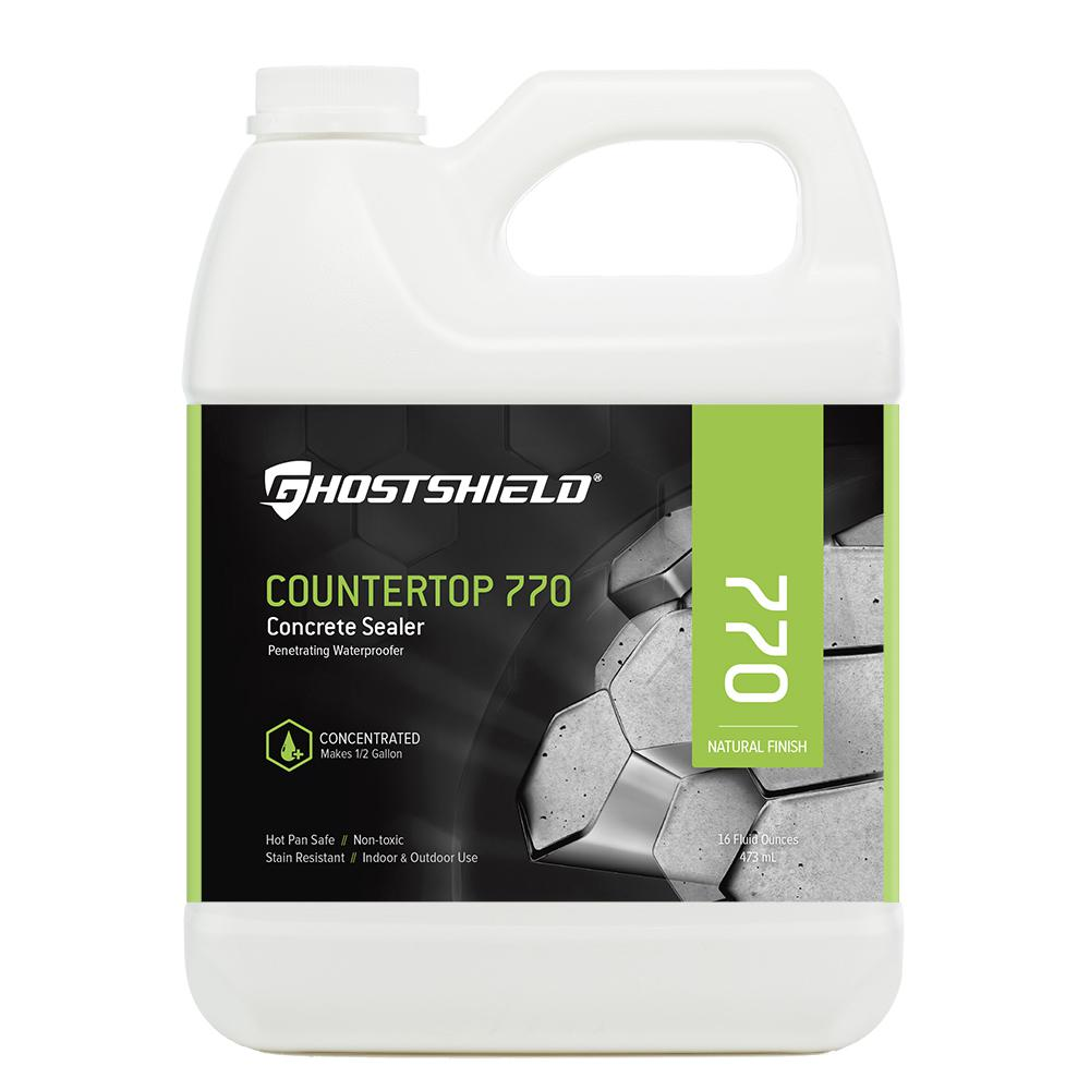 Ghostshield 16 oz. Concrete Countertop Sealer and Water Repellent with Stain Resistance