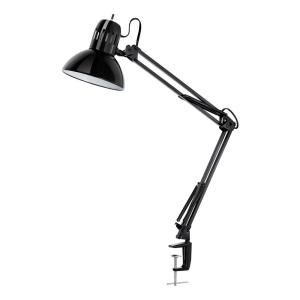 Globe Electric 32 inch Multi-Joint Metal Clamp Black Desk Lamp by Globe Electric