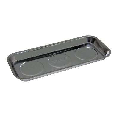 14 in. x 6.5 in. x 1.5 in. Magnetic Parts Tray