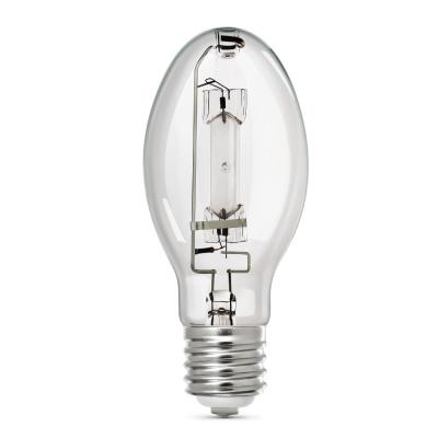 175-Watt ED28 Shape Clear Mercury Vapor High Intensity Discharge E39 Mogul Base HID Light Bulb (1-Bulb)