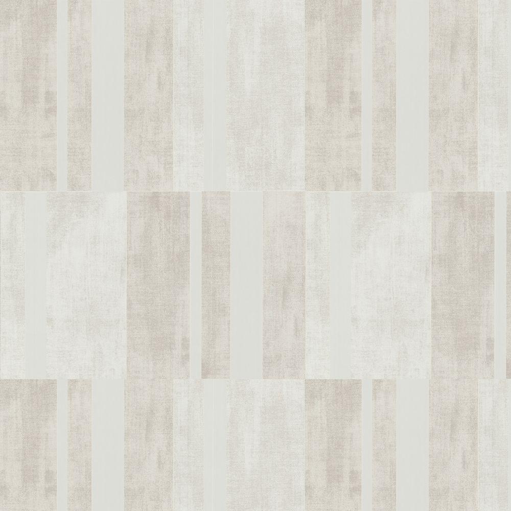 Graham & Brown 56 sq. ft. Damier Cream Wallpaper