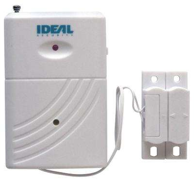 Wireless Door or Window Sensor with Alarm