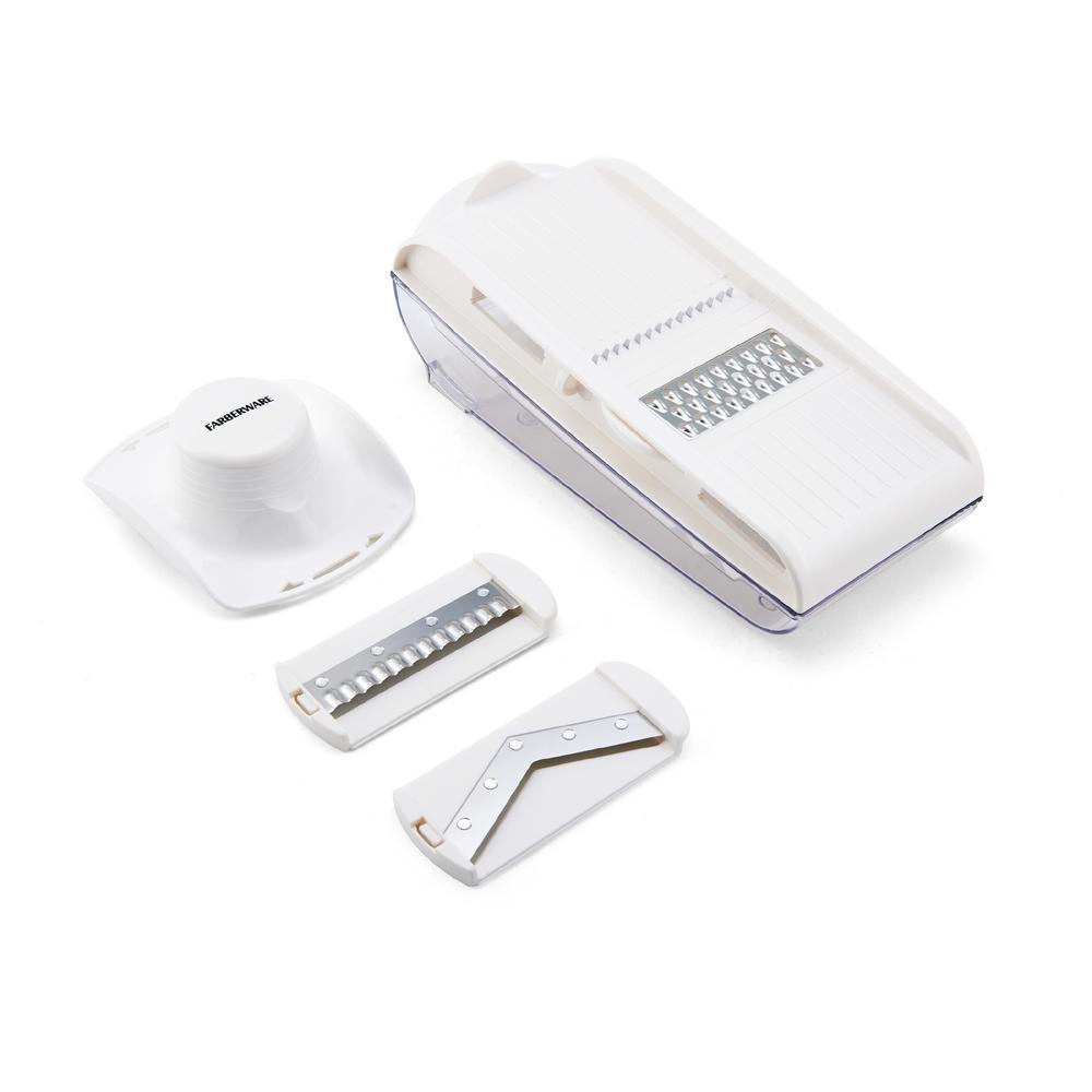 Click here to buy Farberware Pro Multi Slicer by Farberware.