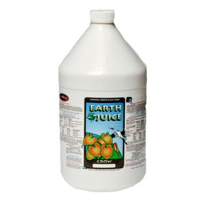 Earth Juice 128 oz. 2-1-1 Grow Fertilizer by Earth Juice