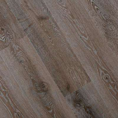 Take Home Sample - Kingship Oak Laminate Flooring - 5 in. x 7 in.