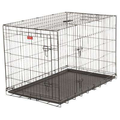 48 in. Long Training Crate with 2-Door