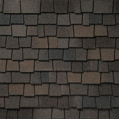 Glenwood Dusky Gray Designer Architectural Shingles (11.1 sq. ft. per Bundle) (10-pieces)