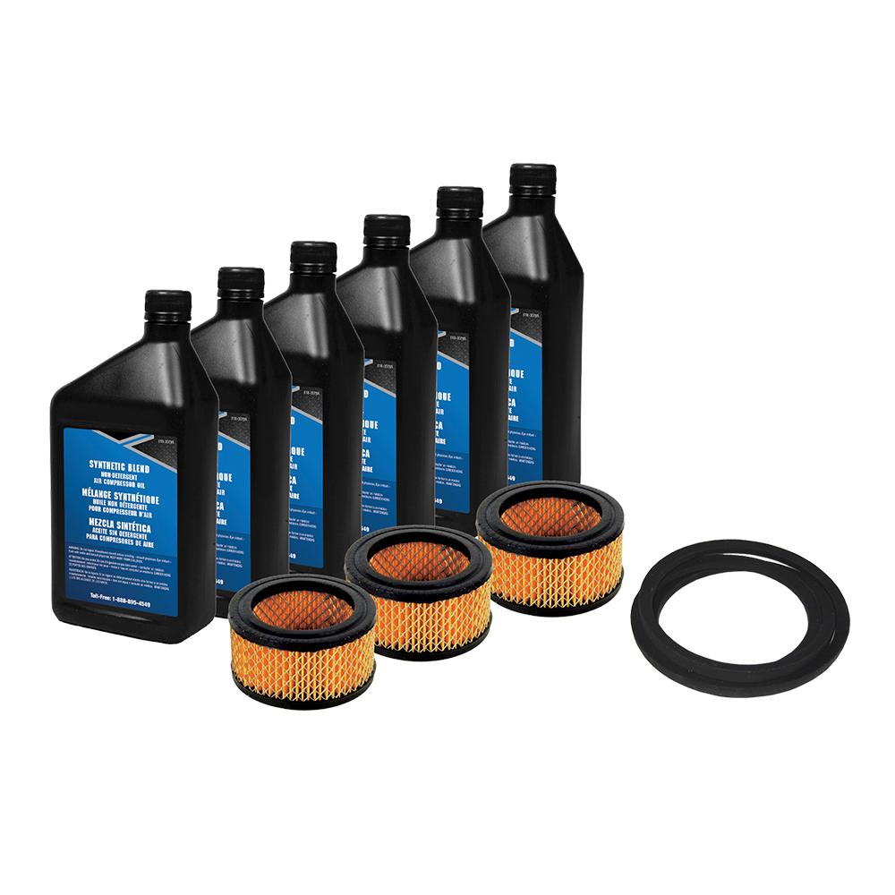 Maintenance Kit for 5 HP Two Stage Air Compressors