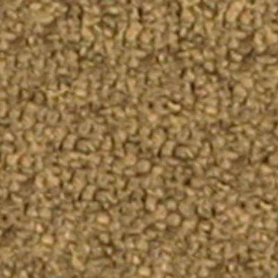 Carpet Sample - Bottom Line 20 - In Color Camel 8 in. x 8 in.