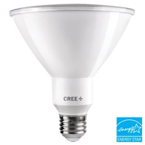 Cree 120w Equivalent Bright White 3000k Par38 Dimmable