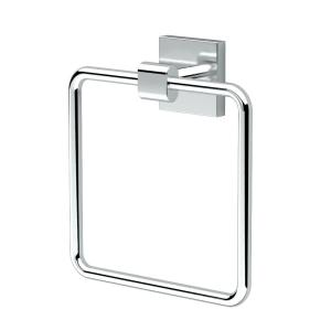 Gatco Elevate Towel Ring in Chrome by Gatco