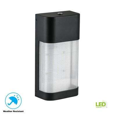 LED Outdoor Dusk to Dawn Area Flood Wall Pack Light