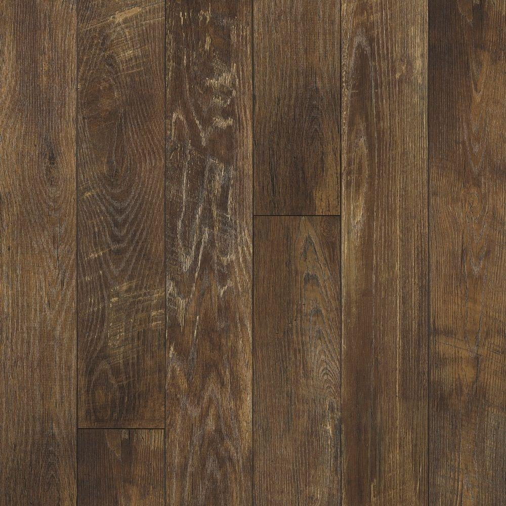 Hampton Bay Country Oak Dusk 12 mm Thick x 6-3/16 in. Wide x 50- 1/2 in. Length Laminate Flooring (17.40 sq. ft. / case)