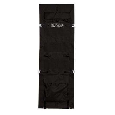 53.375 in. Pocket Door Organizer, Black