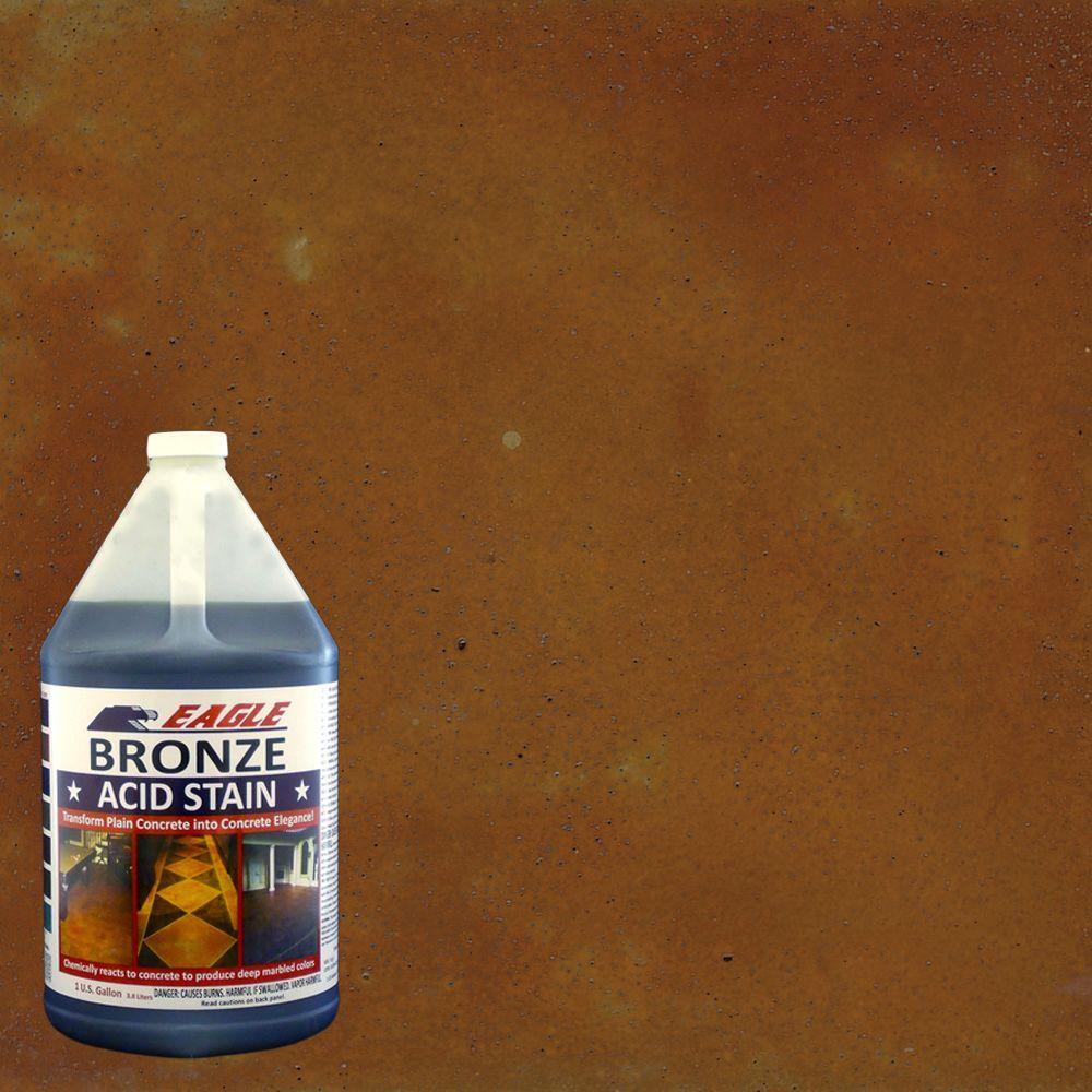 1 Gal. Bronze Interior/Exterior Acid Stain